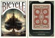 Bicycle Kingdoms of a New World (Red)