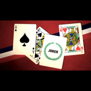 London 2012 Playing Cards (Gold) by Blue Crown