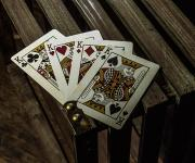Nomads Playing Cards