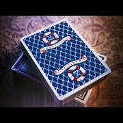 Nautical Playing Cards (Blue) by House of Playing Cards