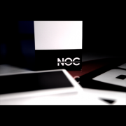 NOC v2 Deck (Black) by House of Playing Cards