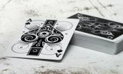 Bicycle Oblivion Deck (White) By Collectable Playing Cards