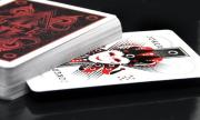 Bicycle Oblivion Deck (Red) By Collectable Playing Cards