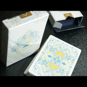 Peafowl Deck (Snow White) by Aloy Studios - (Out Of Print)