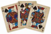Royal Pulp Red Playing Cards