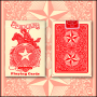 Texan Playing Cards Deck 1889 (Limited Quantity) by U.S. Playing Card Company