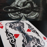 Venom Strike Deck by US Playing Cards
