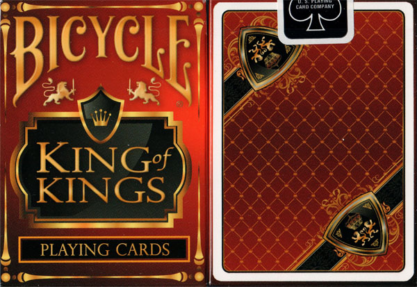 Bicycle King Of Kings Playing Cards