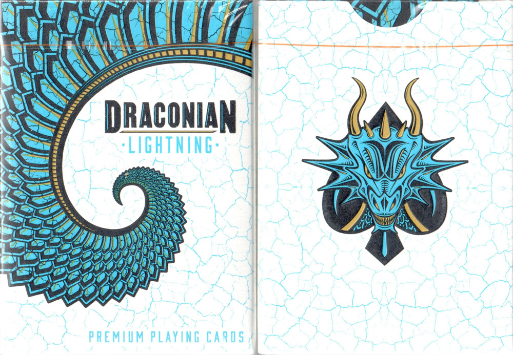 Draconian Lighting Playing Cards