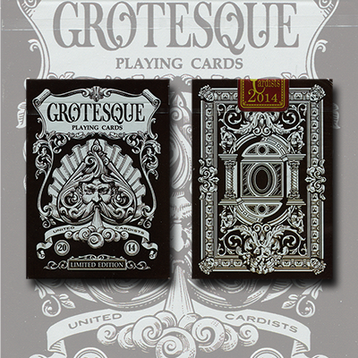 Limited Edition Grotesque Deck by Lotrek