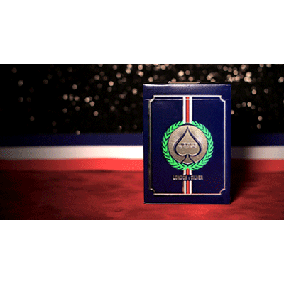 London 2012 Playing Cards (Silver) by Blue Crown