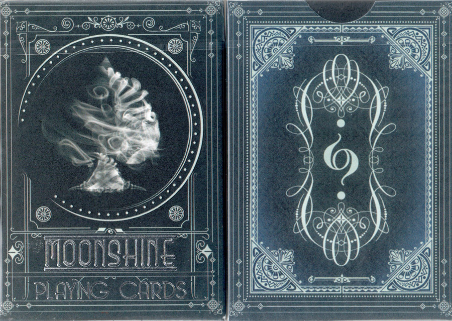Dark Moonshine Deck by USPCC and Enigma Ltd.