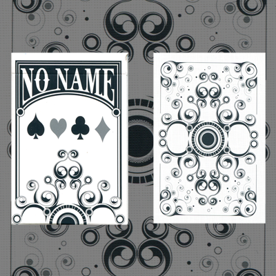 The No Name Deck by USPCC