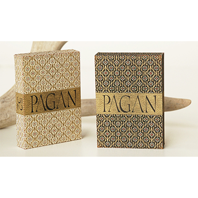 Pagan Deck Ivory First Edition by Uusi