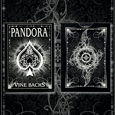 The Pandora Deck (Black) - (Out Of Print)