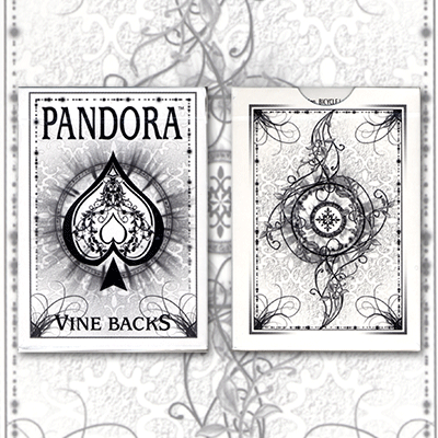The Pandora Deck (White) - (Out Of Print)