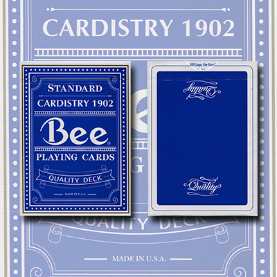 Quality Blue Bee (Rare/Out of Print) USPCC