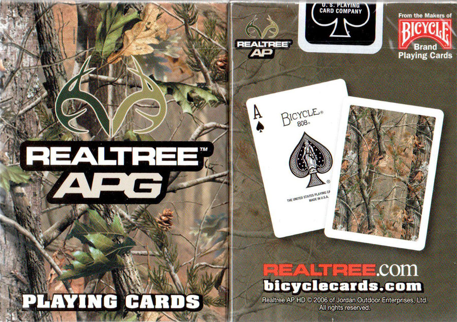 RealTree Camouflage by USPCC