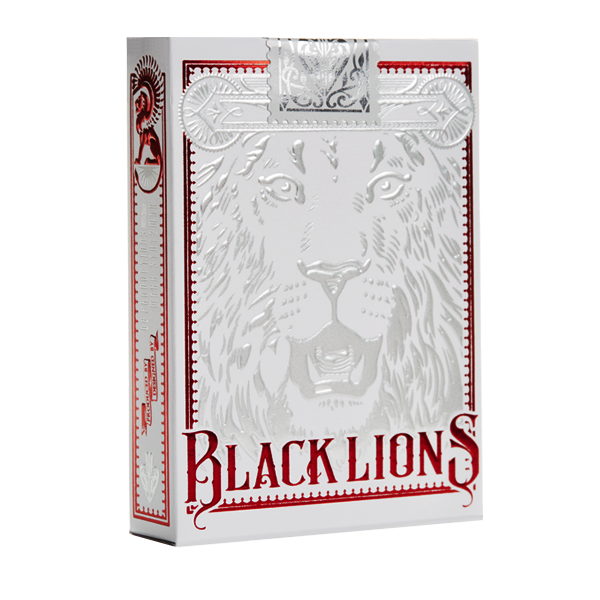 Black Lions Red Edition