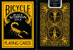 bicycle black scorpion deck - photo #9