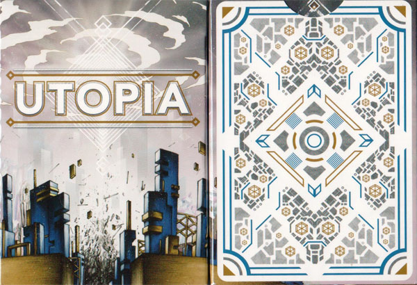 The Utopia Deck by Card Experiment