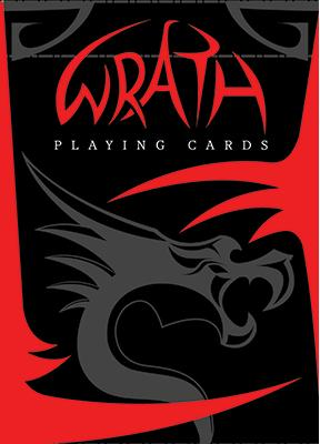 Wrath Playing Cards by Shin Lim